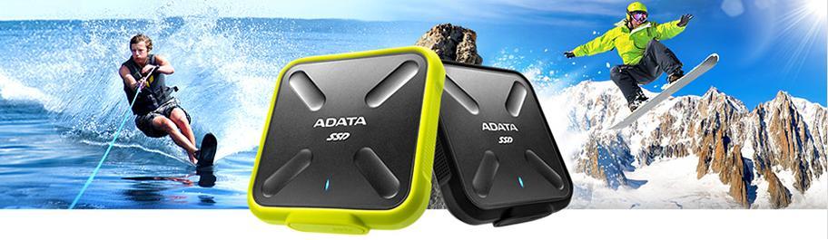 Discos Duros SSD Externos Adata